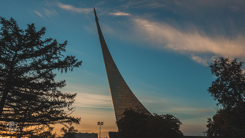 muziem kosmosu w Moskwie wejscie