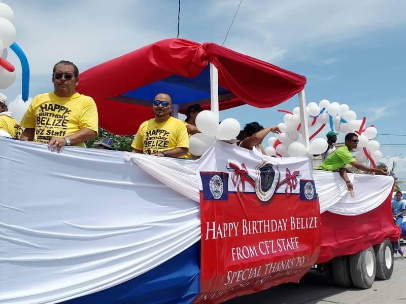Belize-impreza