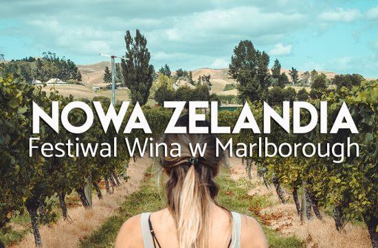 festiwal wina w Nowej Zelandii