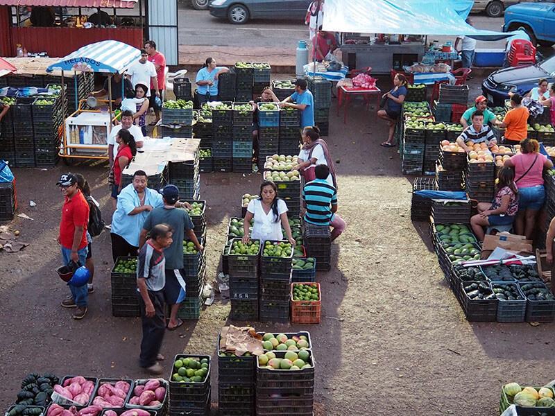 bazar w Meksyku