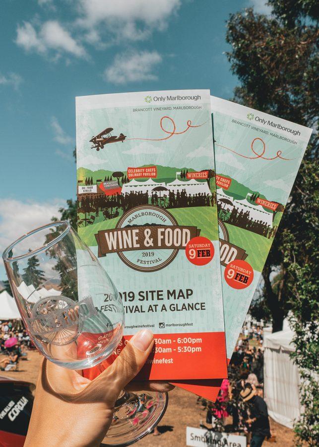 festiwal wina w nowej zelandiii
