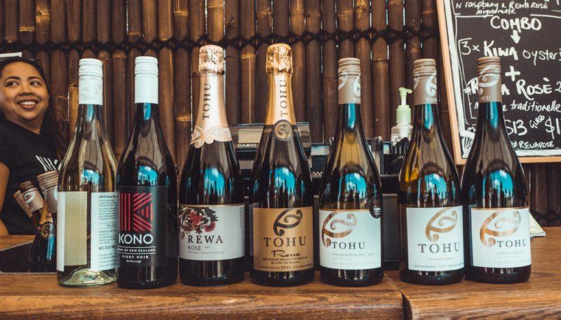 nowozelandzkie wina