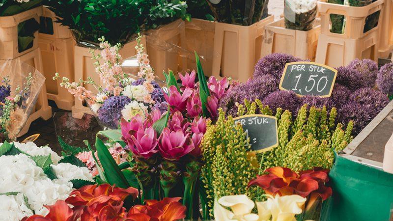 Blommenmarkt