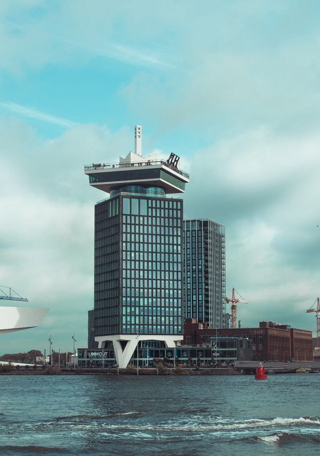 A'dam's lookout Amsterdam
