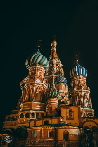 Cerkiew-Rosja