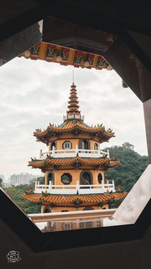 Pagoda-tygrya