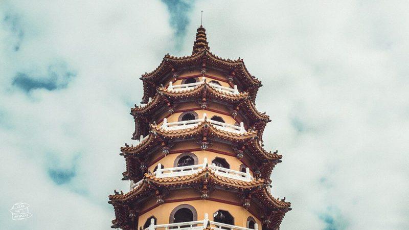 Pagoda-smoka