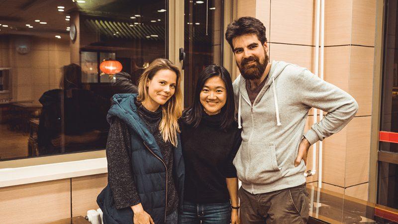 couchsurfing - poznawanie ciekawych ludzi