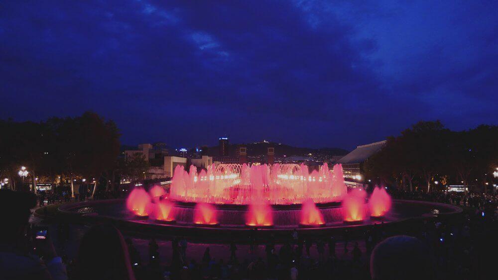 Barcelona-fonatanny