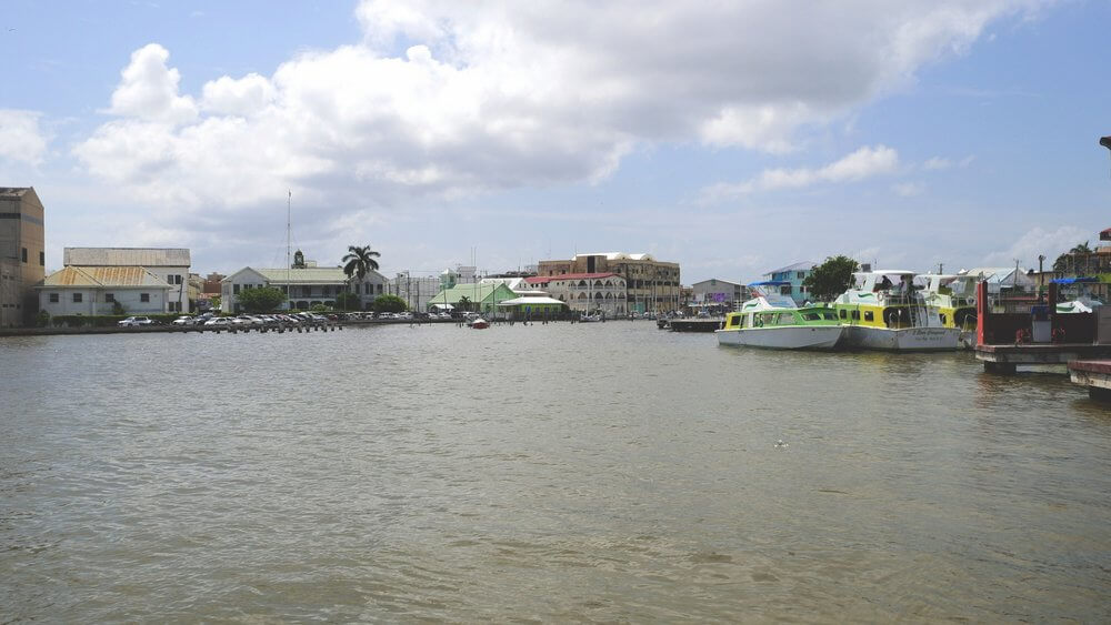 wejście-do-portu-Belize-City