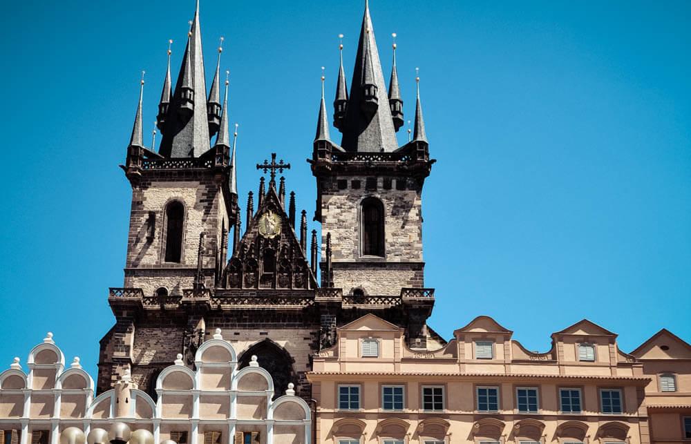 Praga na weekend - atrakcje