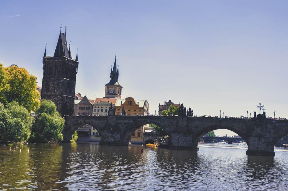 Most Karola w Pradze - atrakcje