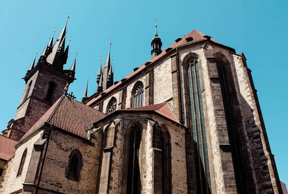 Zamek Hardczay Praga