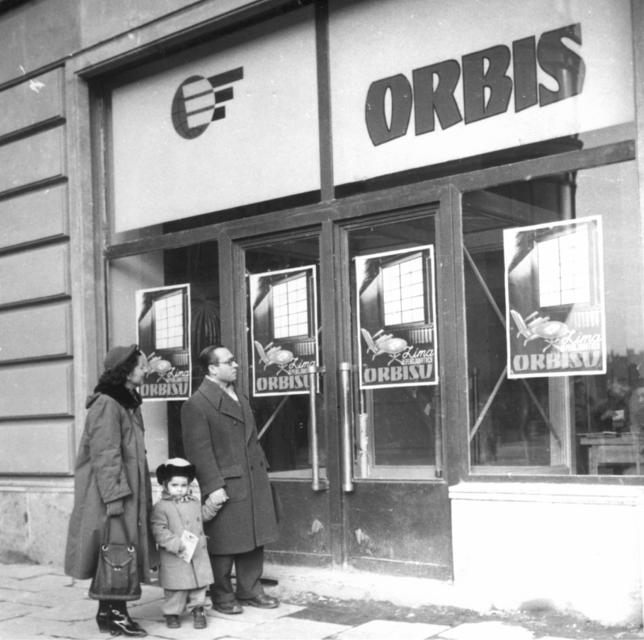 Wycieczki w PRL- Orbis