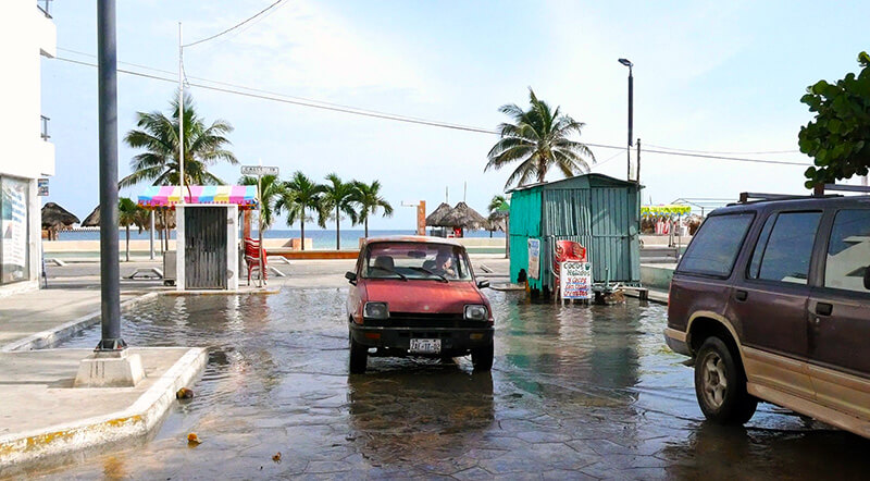 Progreso miasto w Meksyku