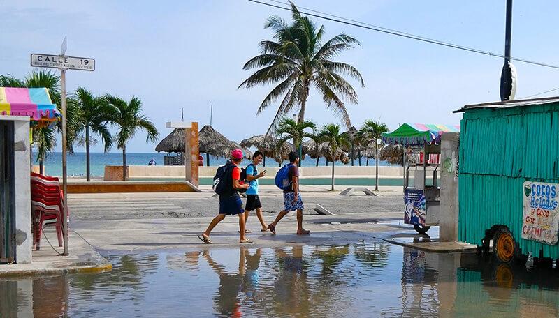 ulice progreso - Meksyk atrakcje