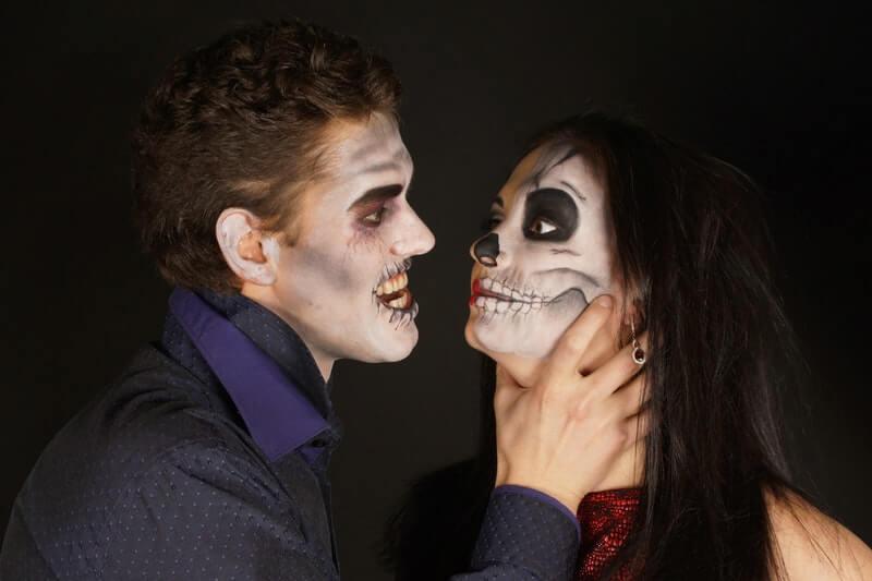 halloween-pomalowane-twarze