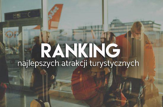 Ranking miejsc turystycznych