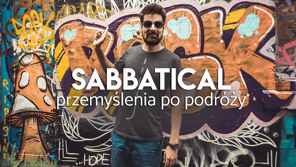 urlop sabbatical - czy warto