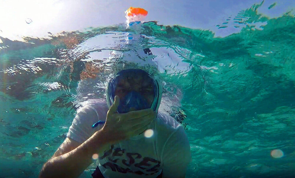 snorkelling-caye-caulker