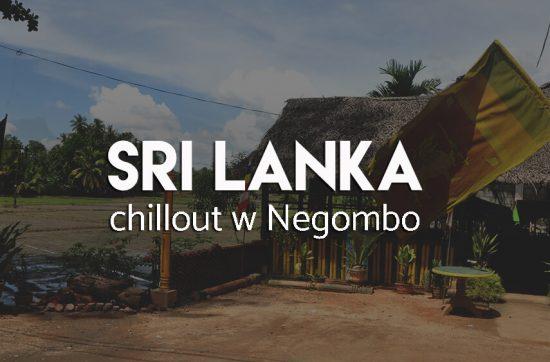 Sri Lanka atrakcje negobo