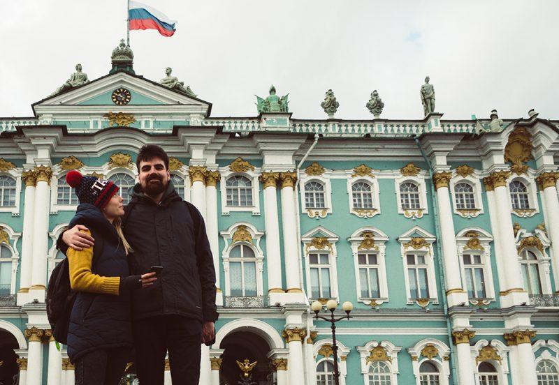 Atrakcje-Petersburg