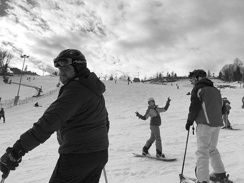 Trasy narciarskie w Szczyrku - pełna lista Krzyż
