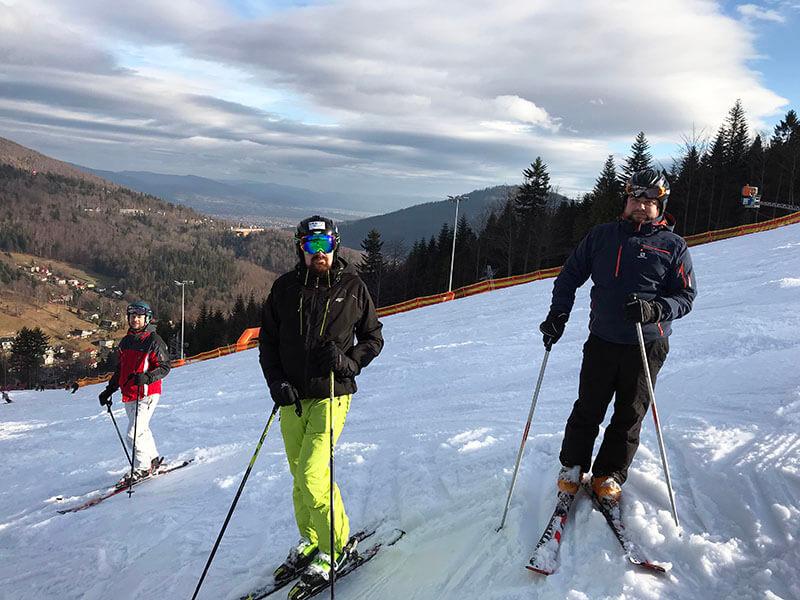 Trasy narciarskie w Szczyrku - pełna lista beskid sport arena