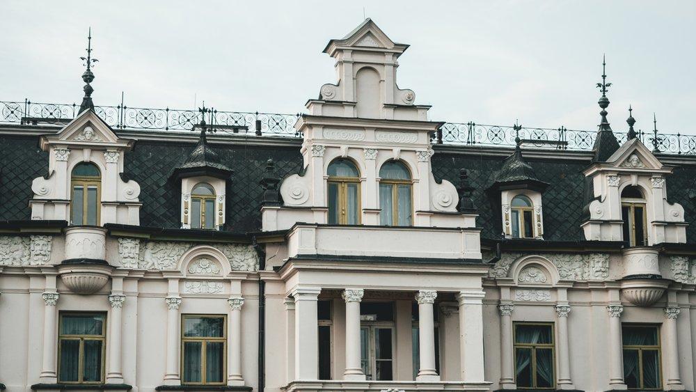 Pałac Bucholtzów - zwiedzanie