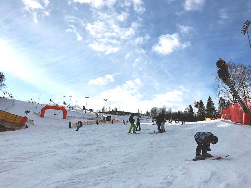 Trasy narciarskie w Szczyrku - pełna lista