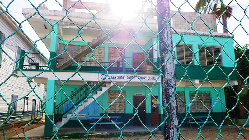 Edukacja w Belize - szkoła dla dziewczynek