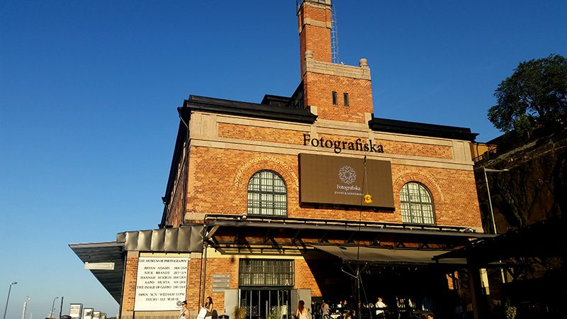 Sztokholm galeria fotografii wywczas