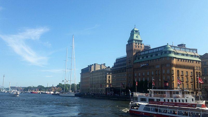 Sztokholm - centrum