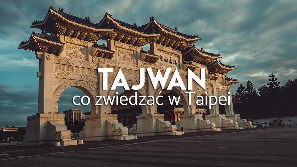 przewodnik po Taipei