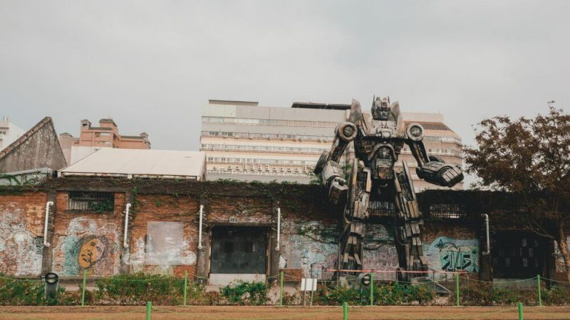 Robot-Kaohsiung