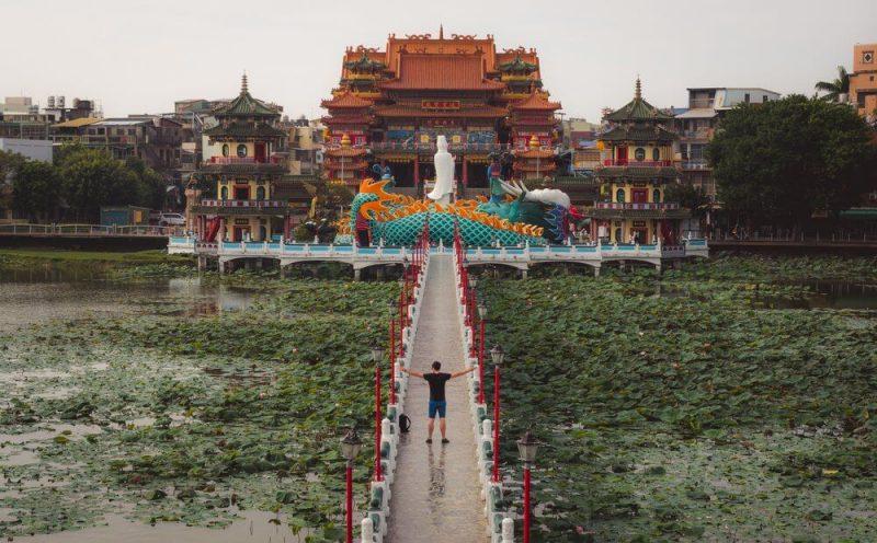 Pagoda Kohsiung