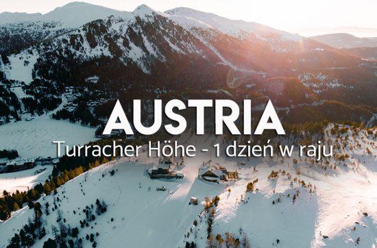 atrakcje w turracher hohe - austriackie stoki