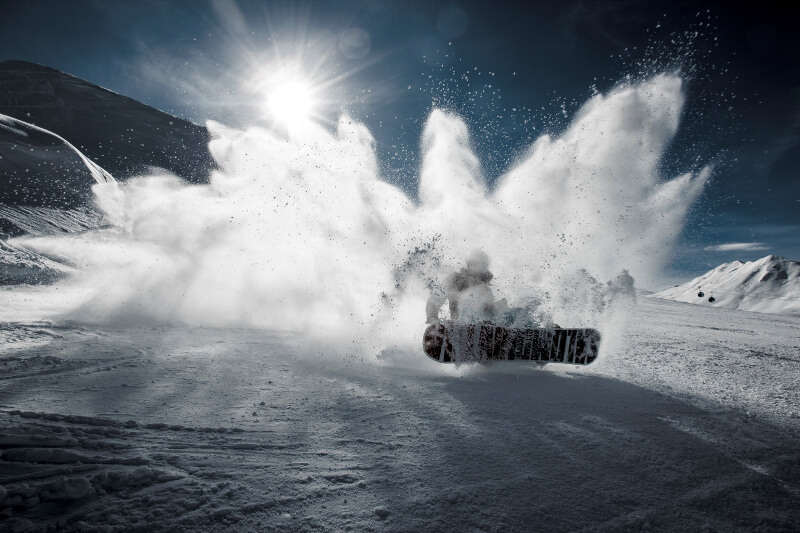 Ubezpieczenie turystyczne - zimow esporty