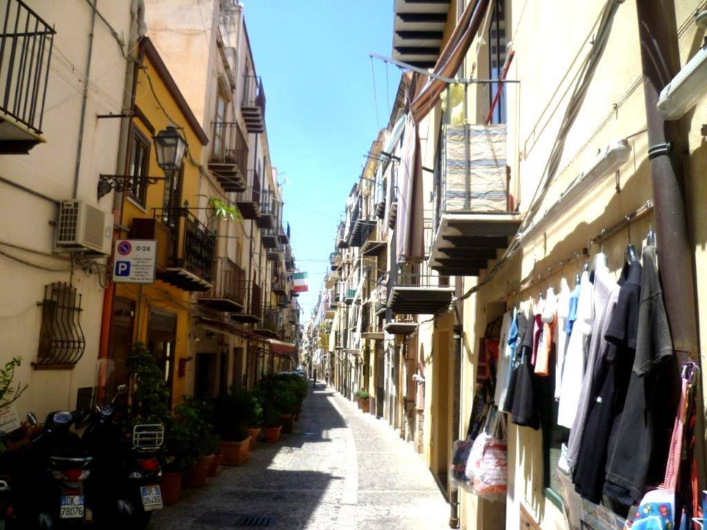 Ulice Palermo na Sycylii