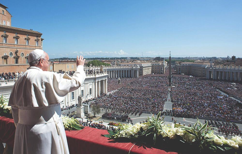 Święta Wielkanocne w Watykanie