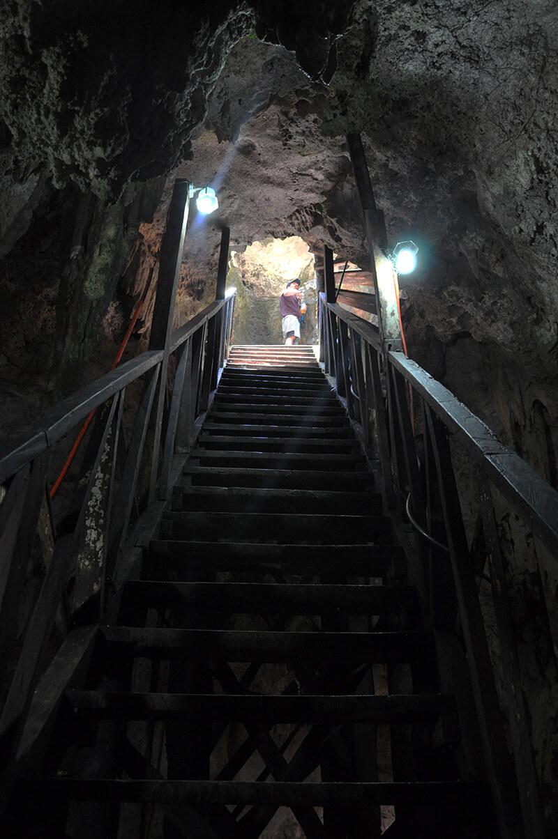 wejście do Cenoty-Coba