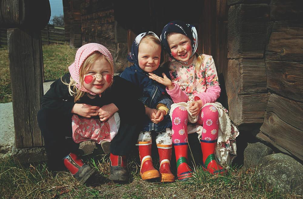 Tradycja Wielkanocna w Finlandii