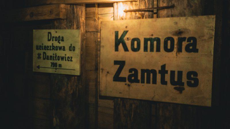 trasa górnicza - aktywne zwiedzanie Wieliczki