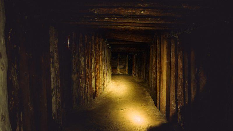 trasa górnicza wieliczka zwiedzanie