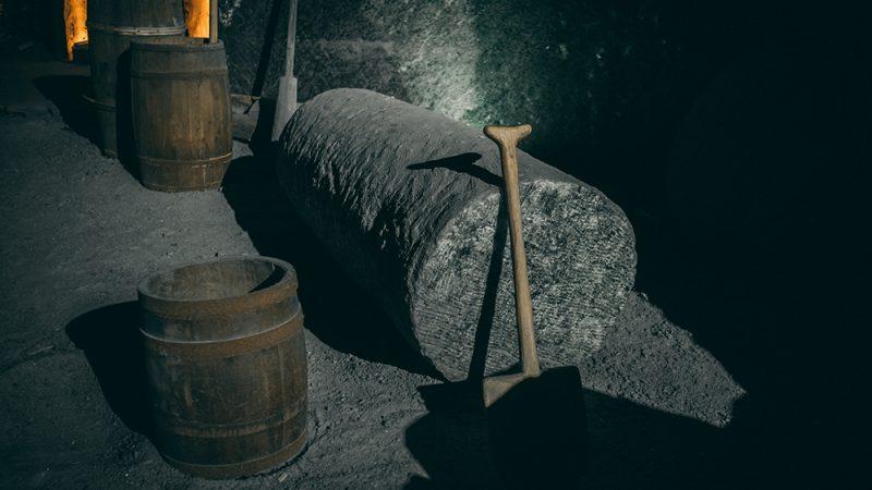 zwiedzanie kopalni soli w wieliczce