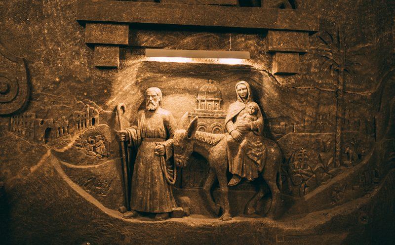kopalnia soli w wielczce