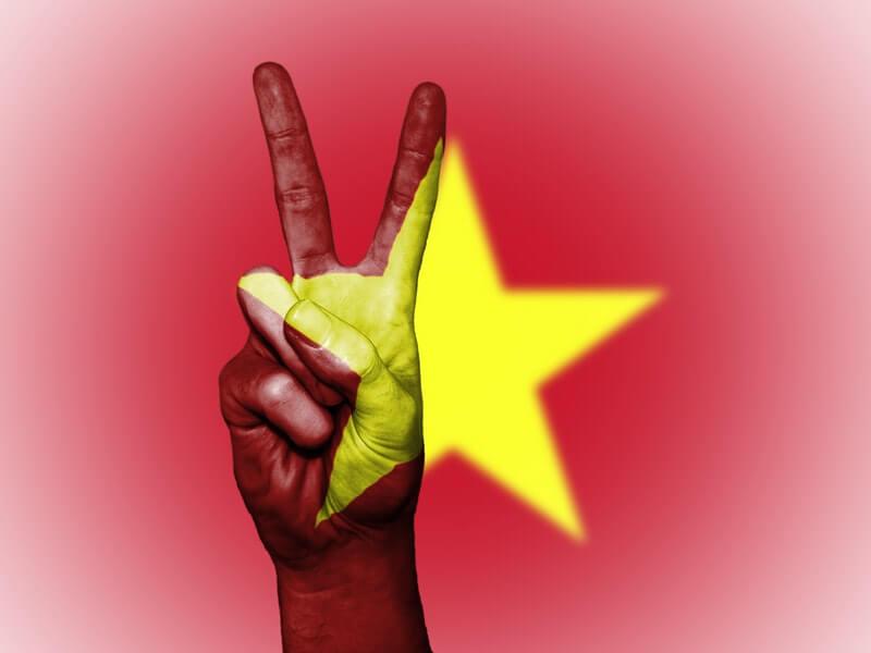 Flaga-Vietnam