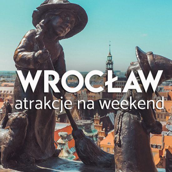Wrocław - najważniejsze atrakcje miasta