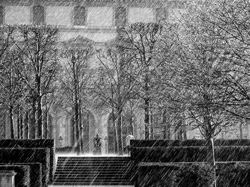 Gdzie leje w zimę