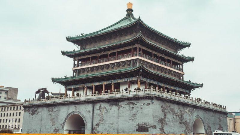 Wieża Dzwonu w Xi'an